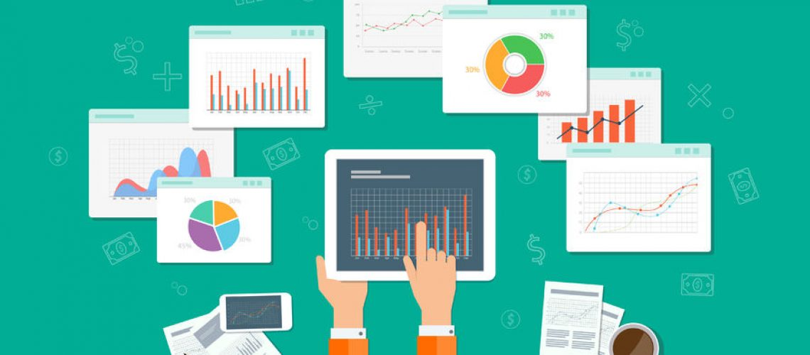 36896473 - analytics graph and seo business on mobile device